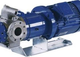 gear oil pump, rotary gear pump, rotary pump
