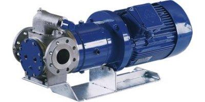 gear oil pump, rotary gear pump, rotary pump