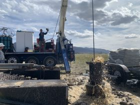 Water Well Rehab, Well Rehabilitation, Brushing and Bailing, Water Well Services.