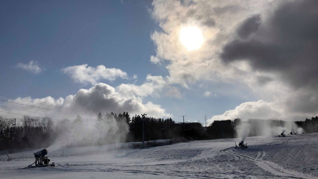 snowmaking pumps